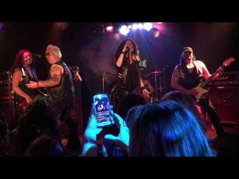 Lovedrive tribute to Scorpions at the Viper Room doing Blackout
