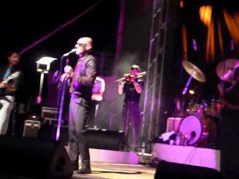 Giuliano Palma and the BlueBeaters, Live Event Marina di Ragusa(Rg) 18/08/10