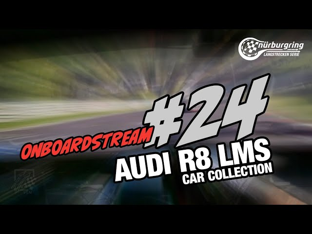 Onboard: #24   Lionspeed by Car Collection Motorsport   Audi R8 LMS