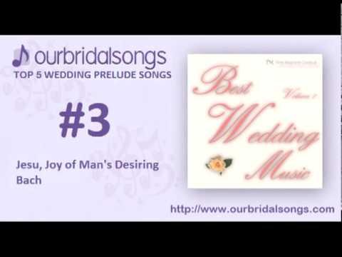 Wedding Prelude Songs.Top 5 Wedding Prelude Songs