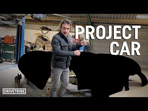 Richard Hammond Unveils His New Project Car!