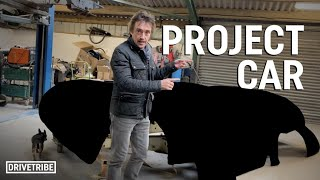 Richard Hammond unveils his new project car!