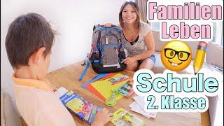 Schulsachen vorbereiten 🤓 Mittagessen kochen | Baby Lili schlafen legen | Mamiseelen