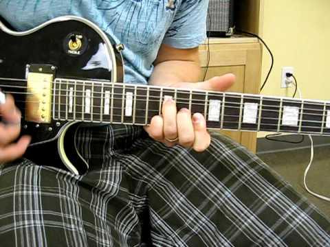 Desert Song - Hillsong - Electric Guitar