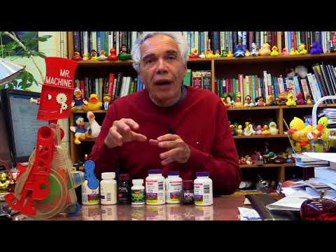 Dr. Joe Schwarcz: Not all antioxidant sources are created equal