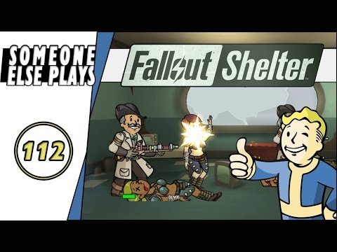 Fallout Shelter - Ep. 112 - Canine Recovery! | (Let's Play/PC Gameplay)