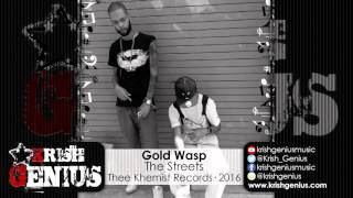 Gold Wasp - The Streets - April 2016