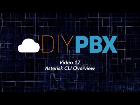 Asterisk CLI | How to Set Up