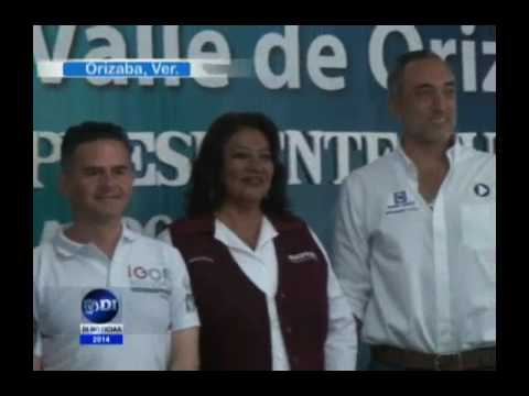Resultado de imagen para ocho candidatos a la alcaldía de Orizaba