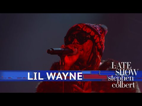 T-Roy - VIDEO OF THE DAY: Lil Wayne on The Late Show