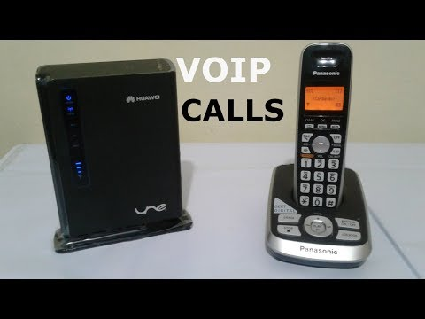 Voip En Router Lte Huawei - Internet SIP