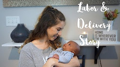 1 MONTH EARLY LABOR & DELIVERY STORY
