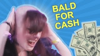 HEADSHAVE FOR MONEY!!!