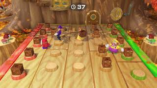 Super Mario Party - Nut Cases