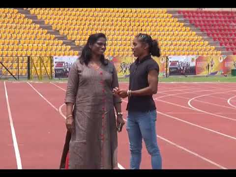 PT Usha shows confidence on Hima Das for the upcoming Asian Games