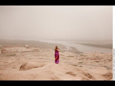 This Is The First And Only Independent Photo Agency In Iraq