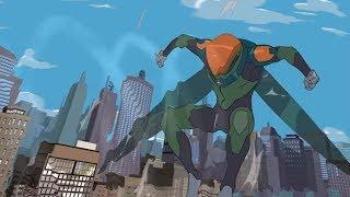 Marvel   Человек паук 2017   сезон 2 серия 4 - Будь выше этого