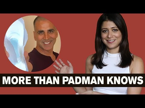 More Than Padman Knows | Whack