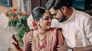 A Heart Touching Kerala Wedding 2021 | Dr.Rakendu & Dr.Anoop