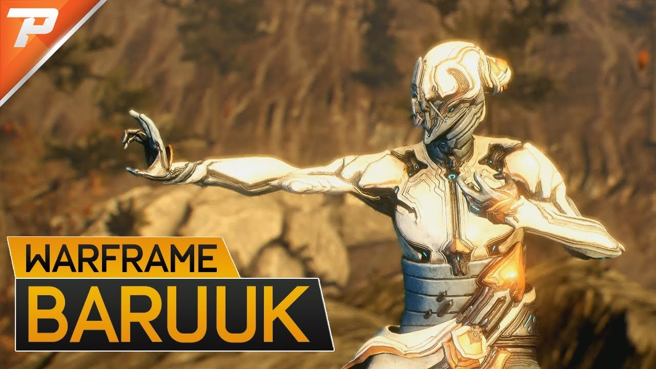 Video - Warframe NEW Frame, Baruuk the Pacifist, Limbo