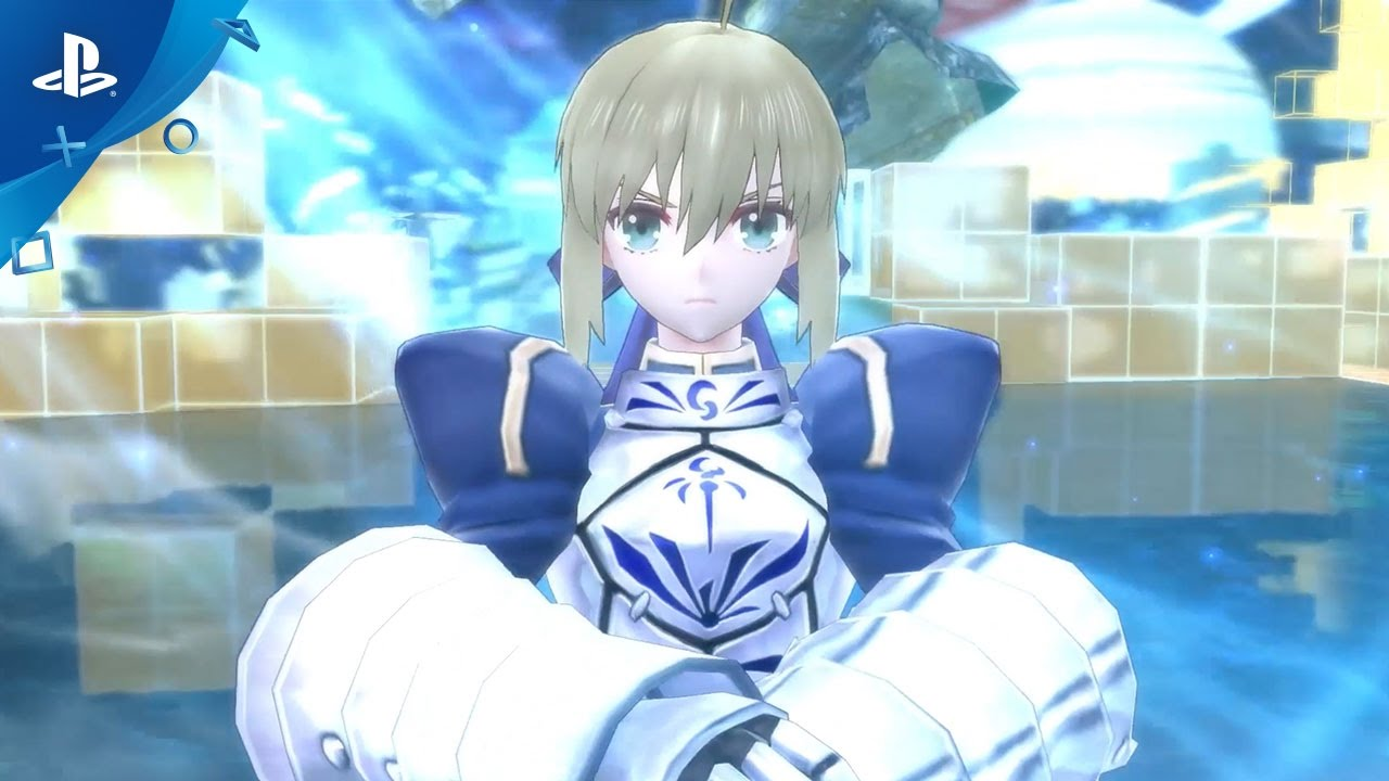 Fate/Extella: The Umbral Star Launches January 17 on PS4, PS