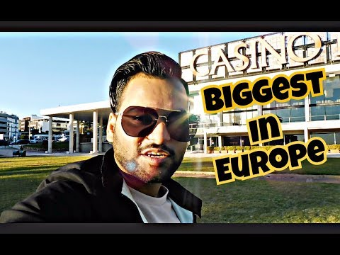 The Biggest Casino in Europe (Punjabi Vlog )