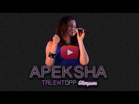 TALENTOPP Glimpses - Apeksha Dandekar - Peekaboo