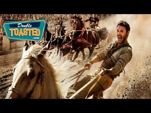 BEN-HUR 2016 MOVIE REVIEW - Double Toasted Highlight