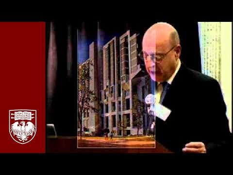 Historical Reflections on Regenstein