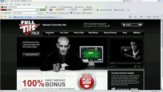 how to download full tilt poker