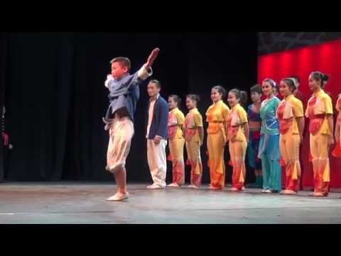 CHINESE NATIONAL CIRCUS - IMPRESSION
