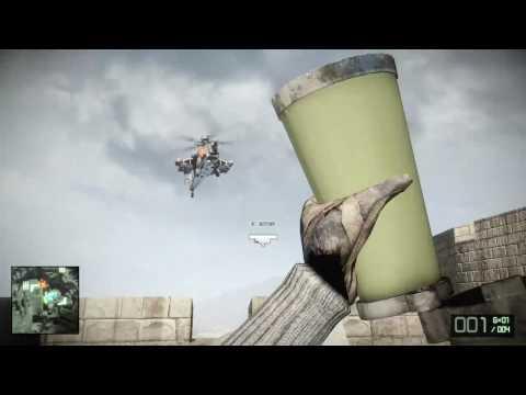 Battlefield Bad Company 2 Sangre Del Toro Part 1