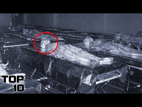 Top 10 Terrifying Camera Photos Recovered From Forbidden Places