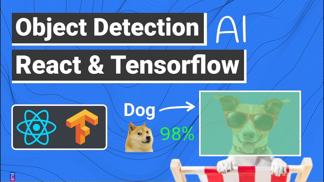 Build real-world Image Recognition AI App w/ REACT.JS and TENSORFLOW.JS | Beginners Javascript AI
