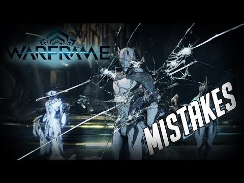 5 of the Biggest MISTAKES in Warframe! thumbnail