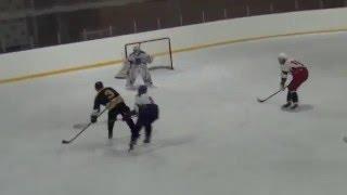 Хоккей. Хвастовичи - Обнинск. Голы
