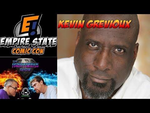 Empire State Comic Con Kevin Grevioux Panel