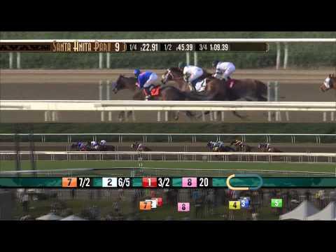 Live Horse Racing Bet On Horse Racing At Santa Anita Park