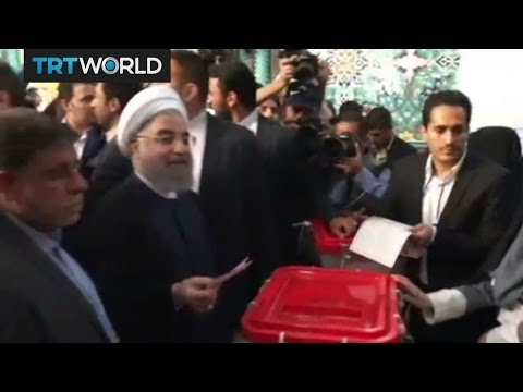 Iran Presidential Election: Reports: Rouhani lead race with 21.6M votes