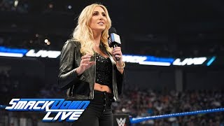 Charlotte Flair expects to be crowned Raw Women's Champion: SmackDown LIVE, Feb. 26, 2019