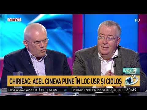 Chirieac: Klaus Iohannis Nu Intră în Turul Doi La Prezidențiale!