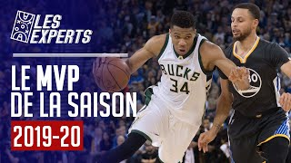 QUI SERA MVP ? PREVIEW NBA AWARDS MVP - LES EXPERTS #5