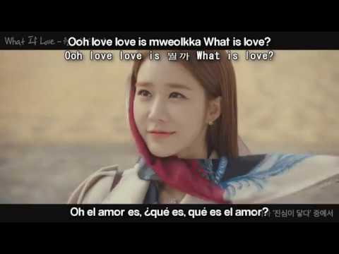 Wendy – What If Love (Touch Your Heart OST Part.3) MV [Sub Español + Hangul + Roma] HD