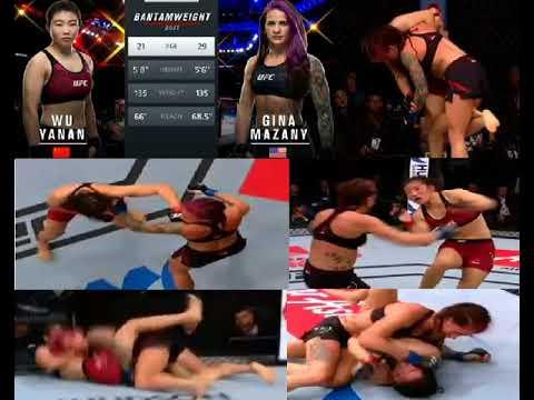 UFC Fight Night 122: Gina Mazany vs Wu Yanan Post Fight Analysis