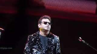 U2 Ahimsa, Mumbai 2019-12-15 - U2gigs.com