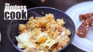 How To Make Kimchi Bokkeumbap (fried Rice) - Test Kitchen