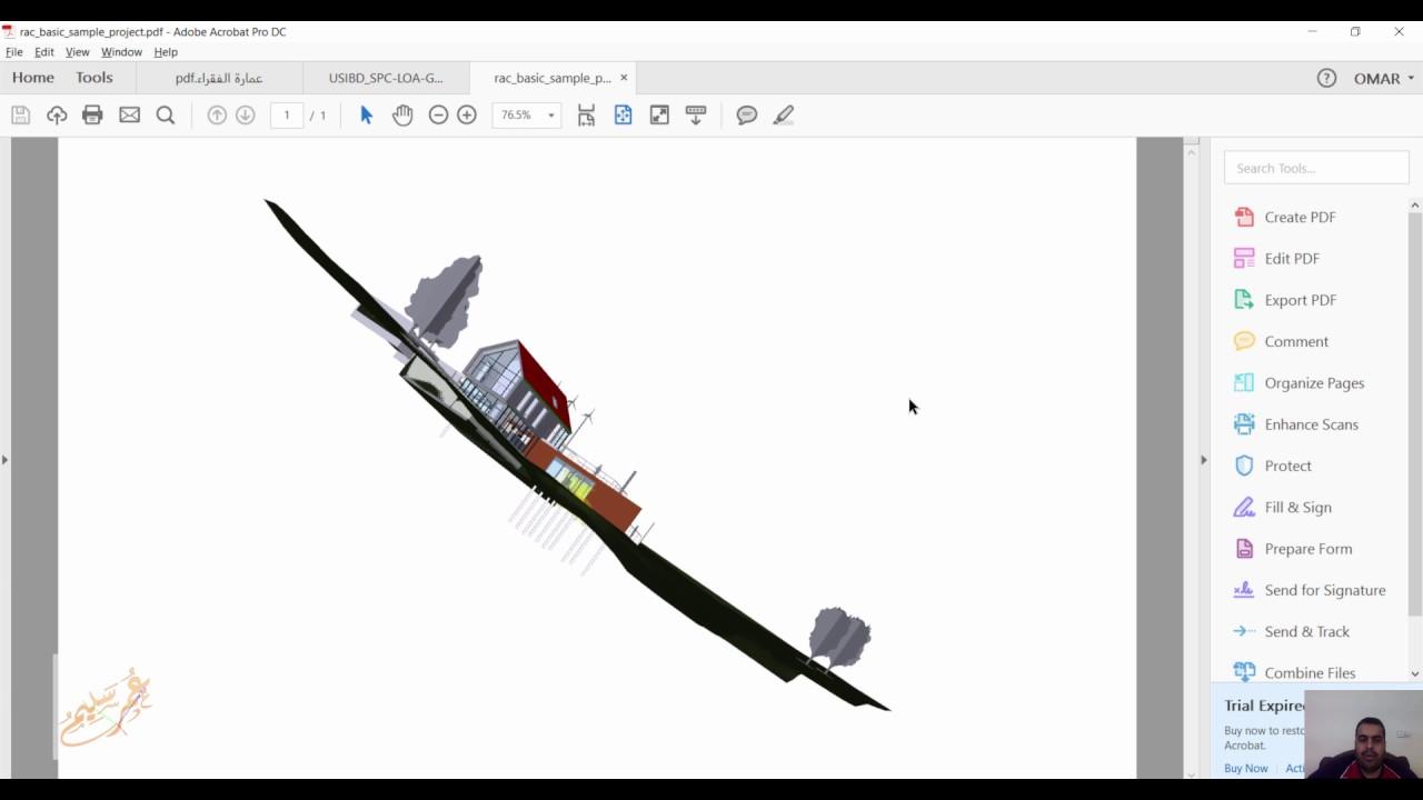 3DPDF Exporter for Revit®