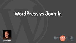 WordPress vs Joomla CMS Comparison