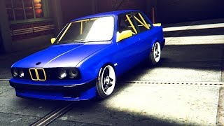 POLSKIE DRIFTY w BMW E30 - DRIFT ZONE #01 [PC/PL]