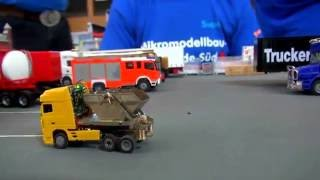 WORLD SMALLEST TINY TRUCK WITH RC CONTROLLED UNBELIEVABLE BUT TRUE scale 160
